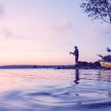 Deseda is the name of South West Hungary's fishing paradise