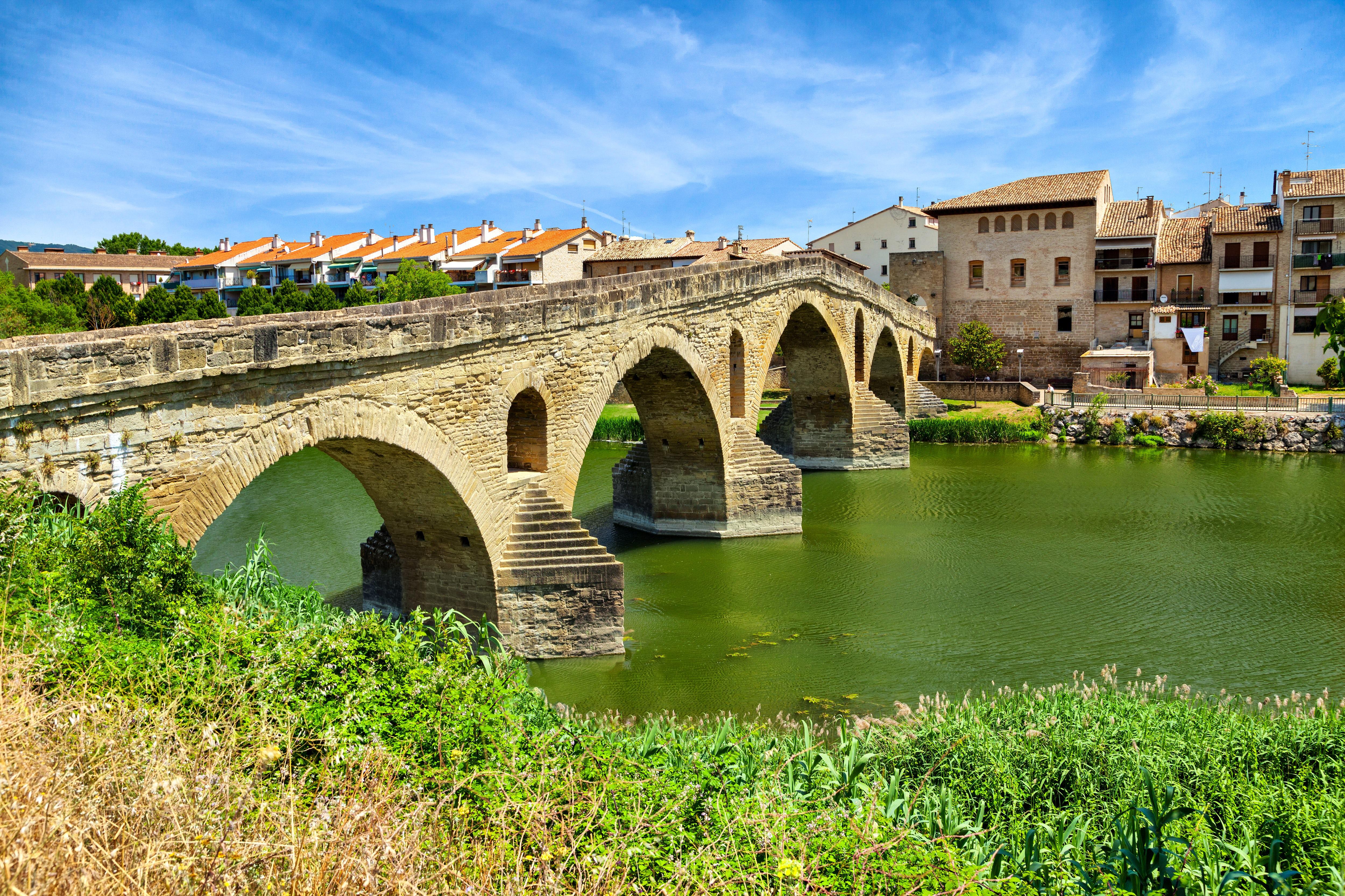 The Way of Sint James through Navarra