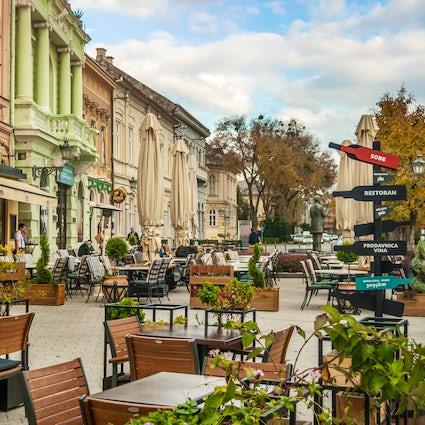 An ingenious coffee experience in Novi Sad