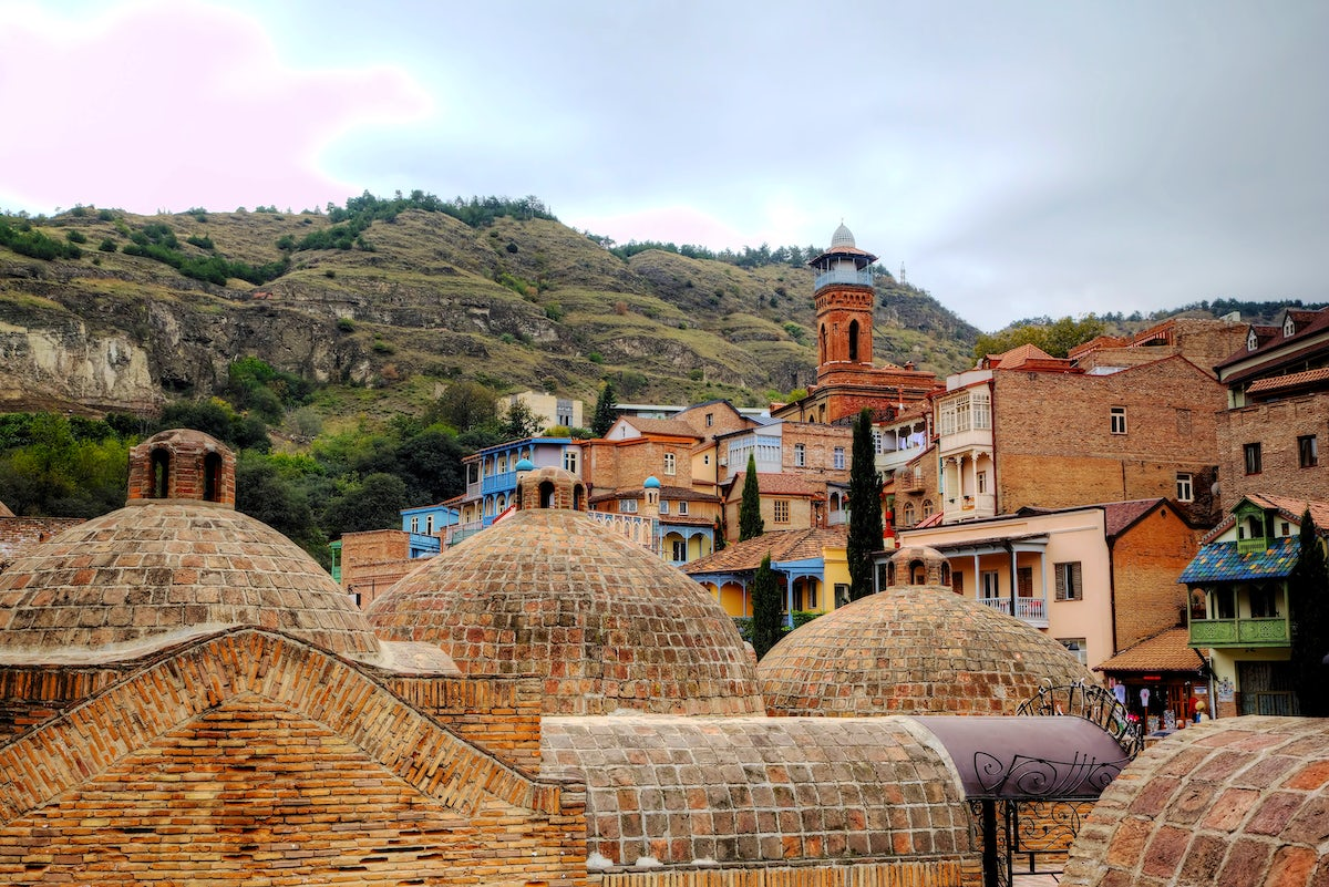 Legvtakhevi – One of the oldest districts of Tbilisi