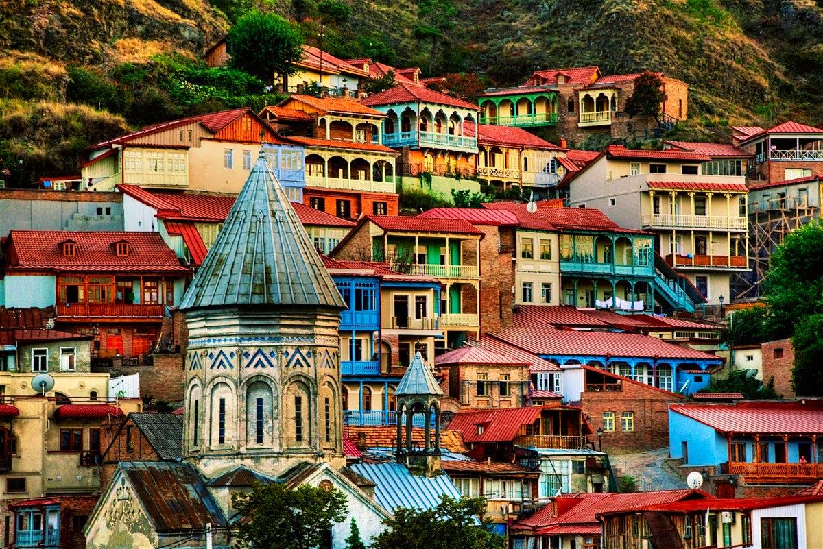 Tbilisi, a capital of legends…
