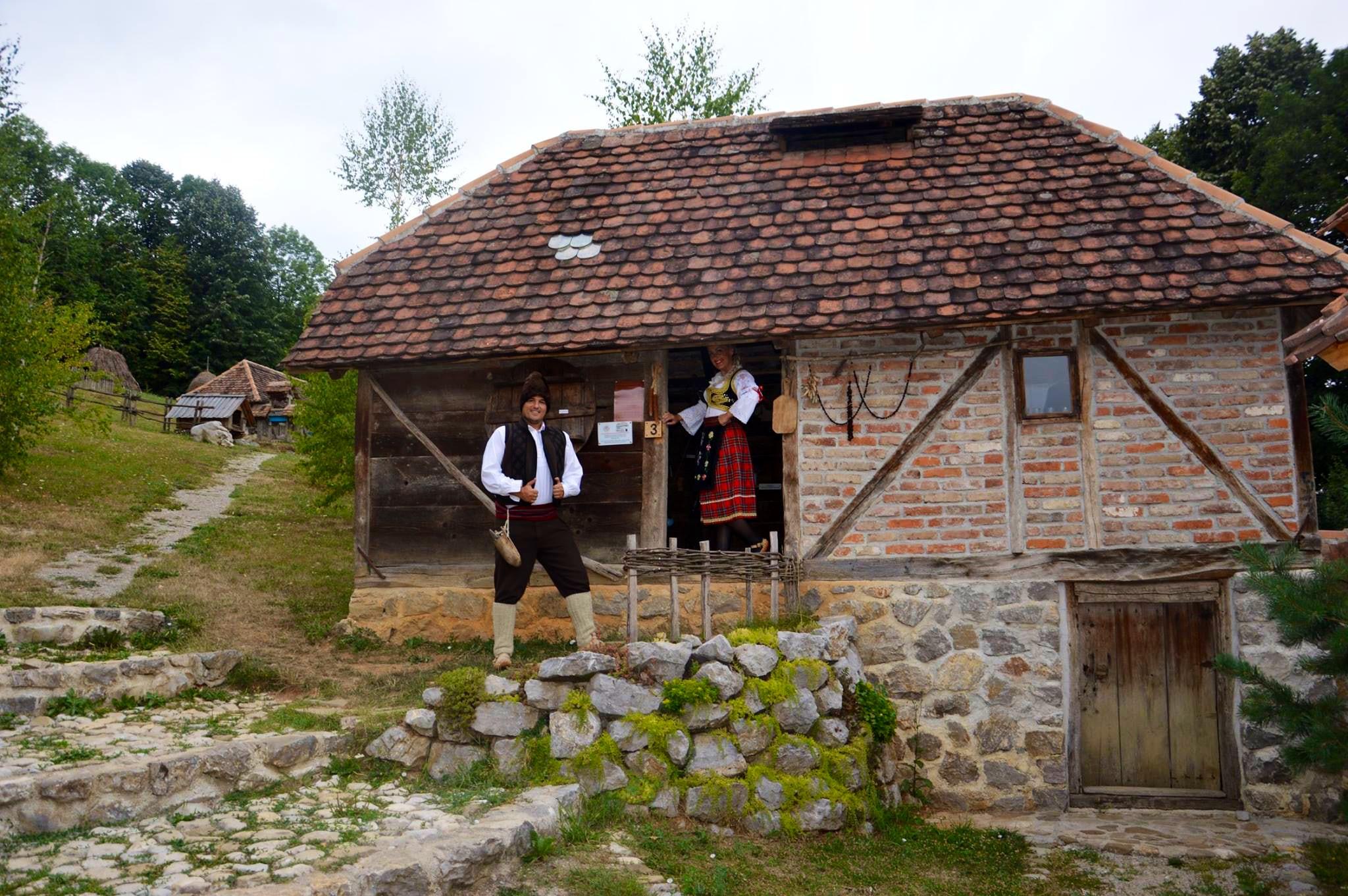A sneak peek into ethno village Ljubačke Doline