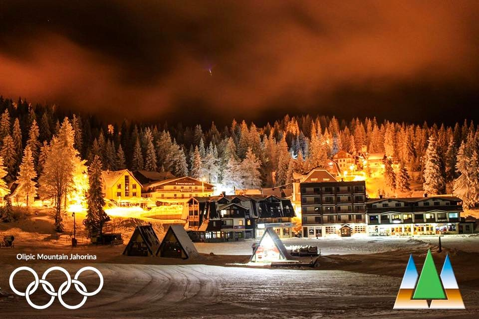 Skiing on a budget – Mount Jahorina