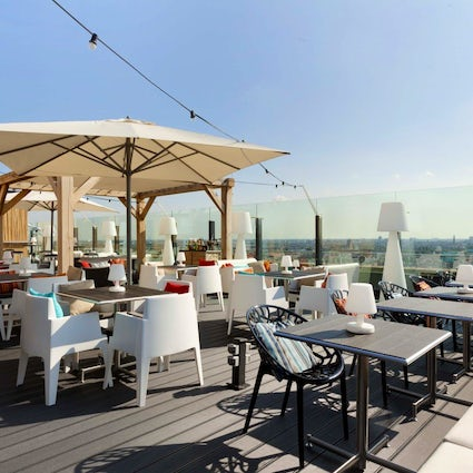 7 Spectacular Rooftop Bars in Amsterdam