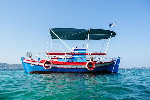 Your secret greek island; Ammouliani