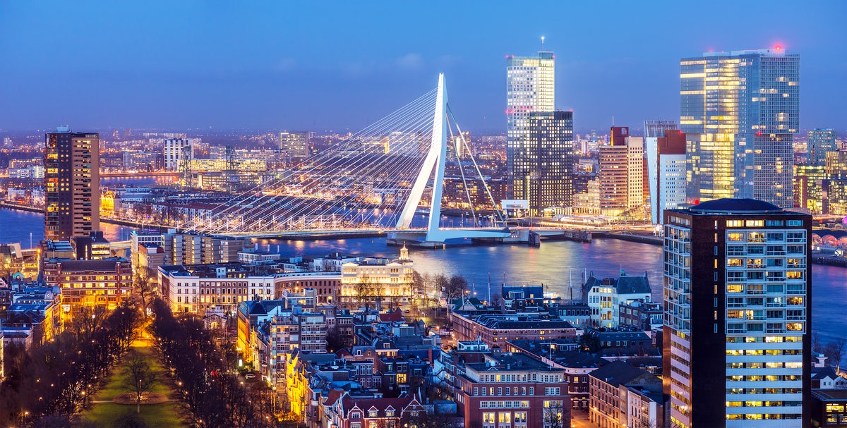 Rotterdam: The Young Dutch City