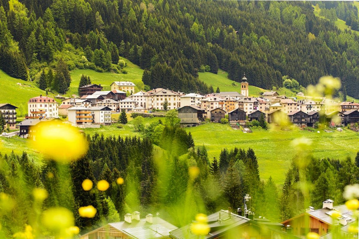 Beautiful spots in Trentino Alto Adige