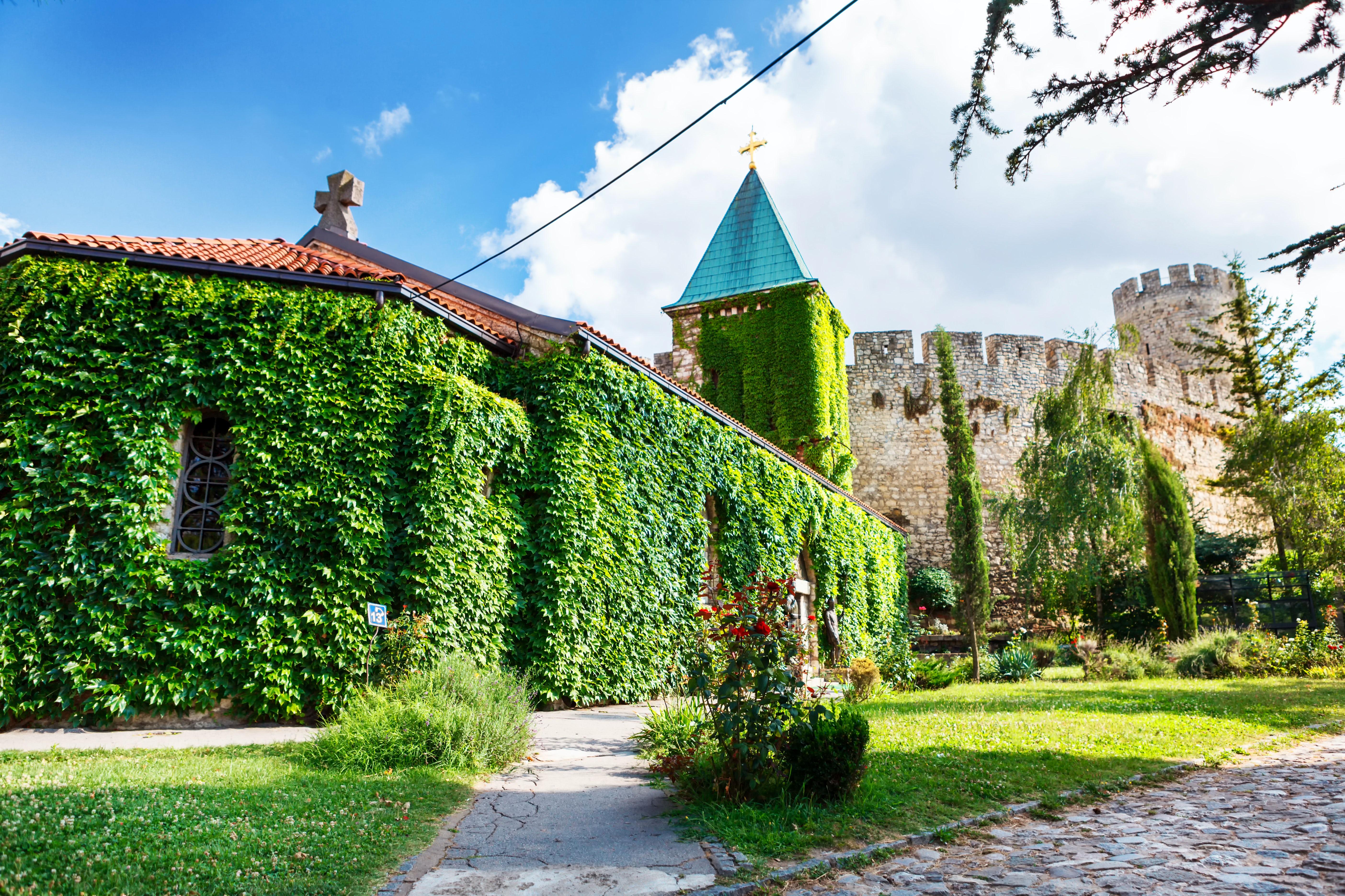 Belgrade tales: The Rose Church