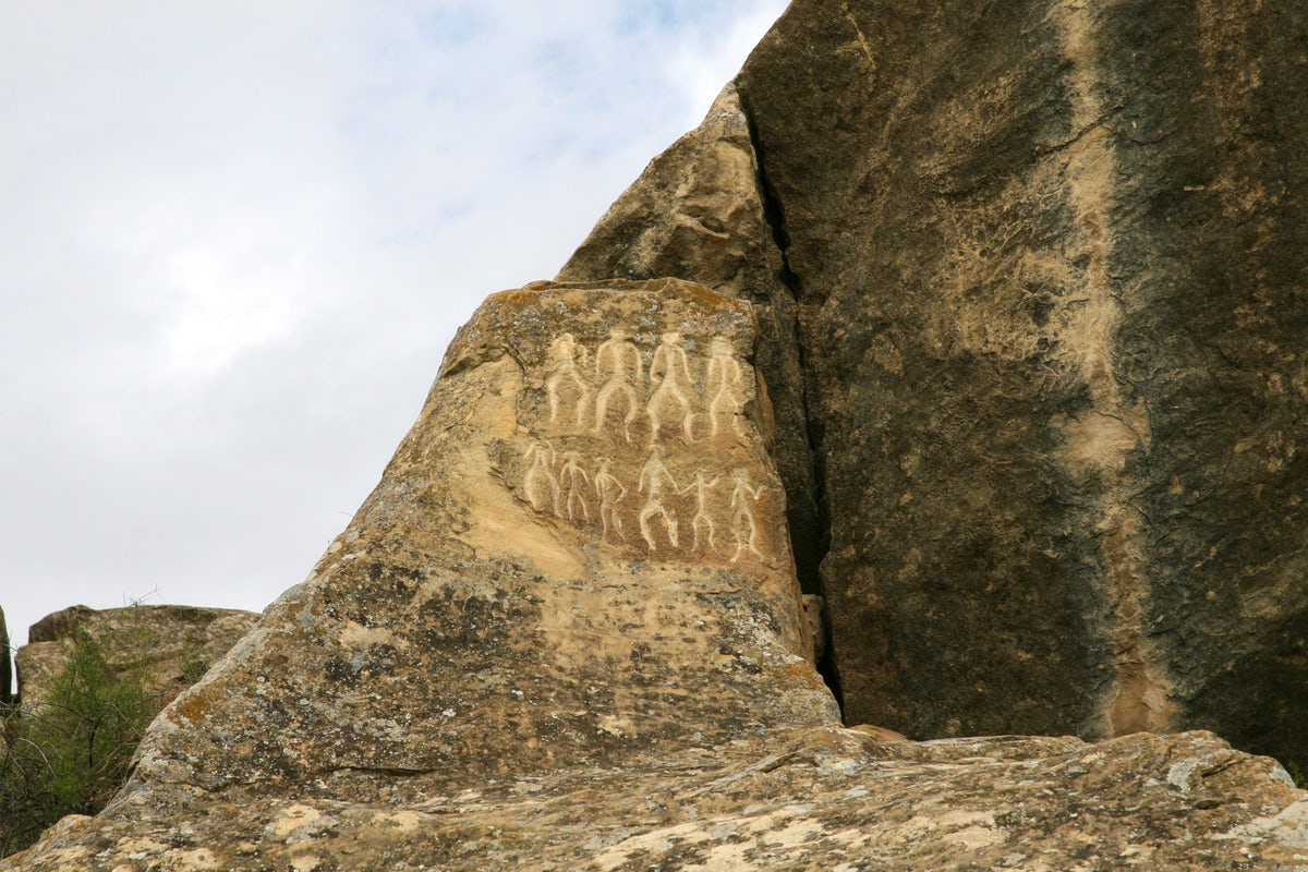 Gobustan – the first human residence