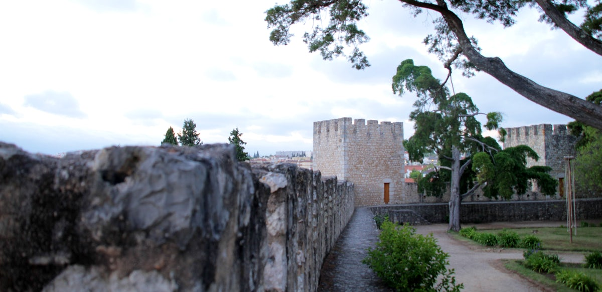 Behind the Castle Walls of Torres Novas