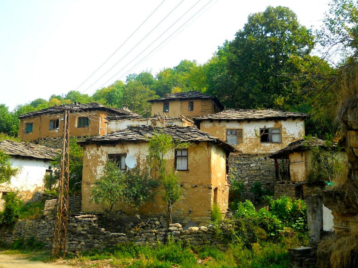 The Nearly Forgotten Stone Village Gostusa