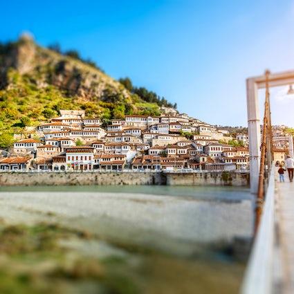 Berat - the city of thousand windows