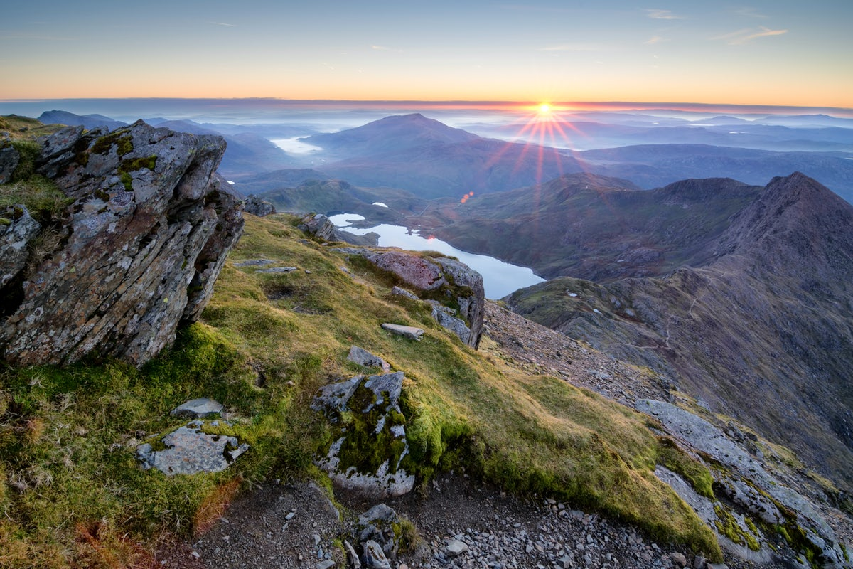 Suggestions for a backpacking trip in Wales