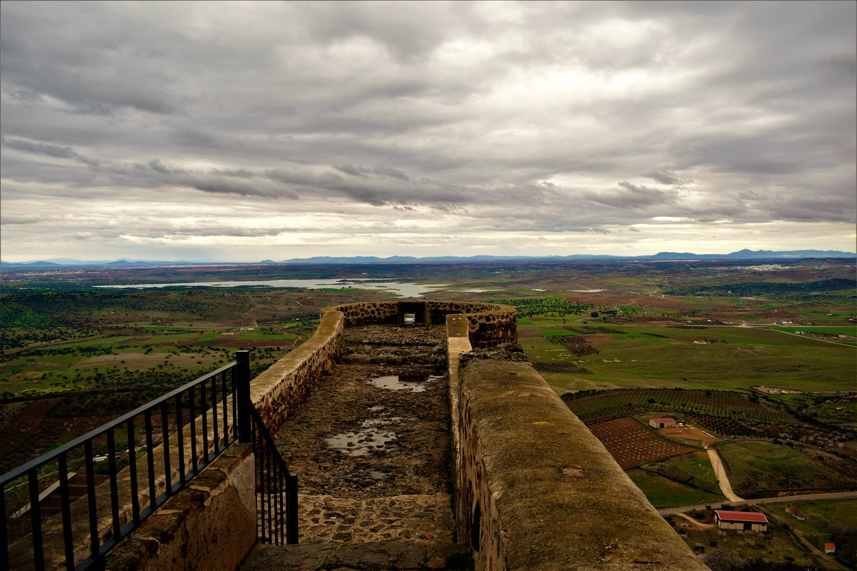 The Countryside of Extremadura
