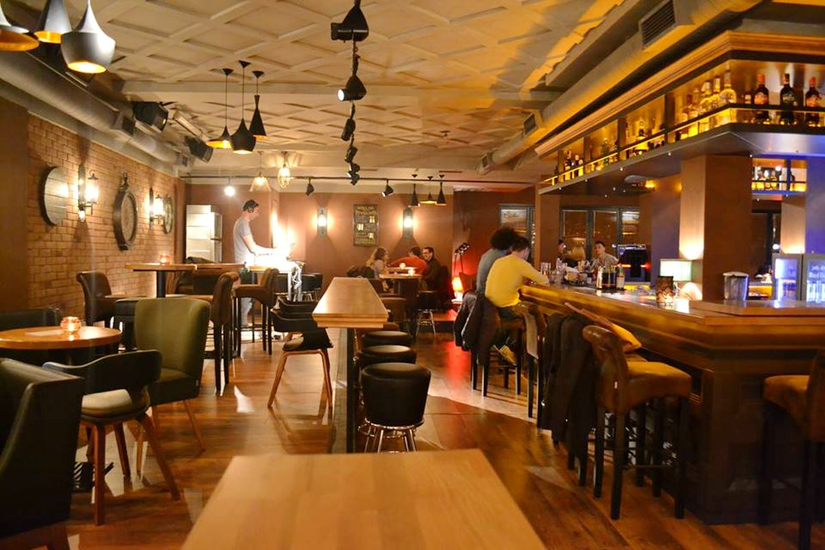 Best Bars In Tirana Series - Charl's Bistro
