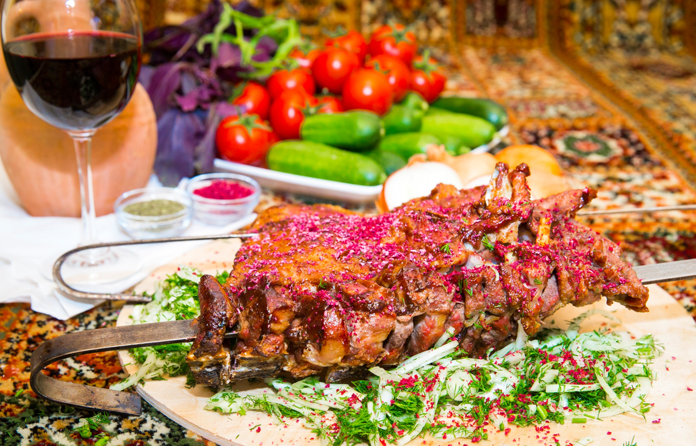 Plov, Kebab and Dolma: the food you must taste in Azerbaijan