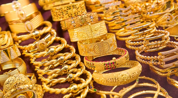 Gold Shopping in Baku