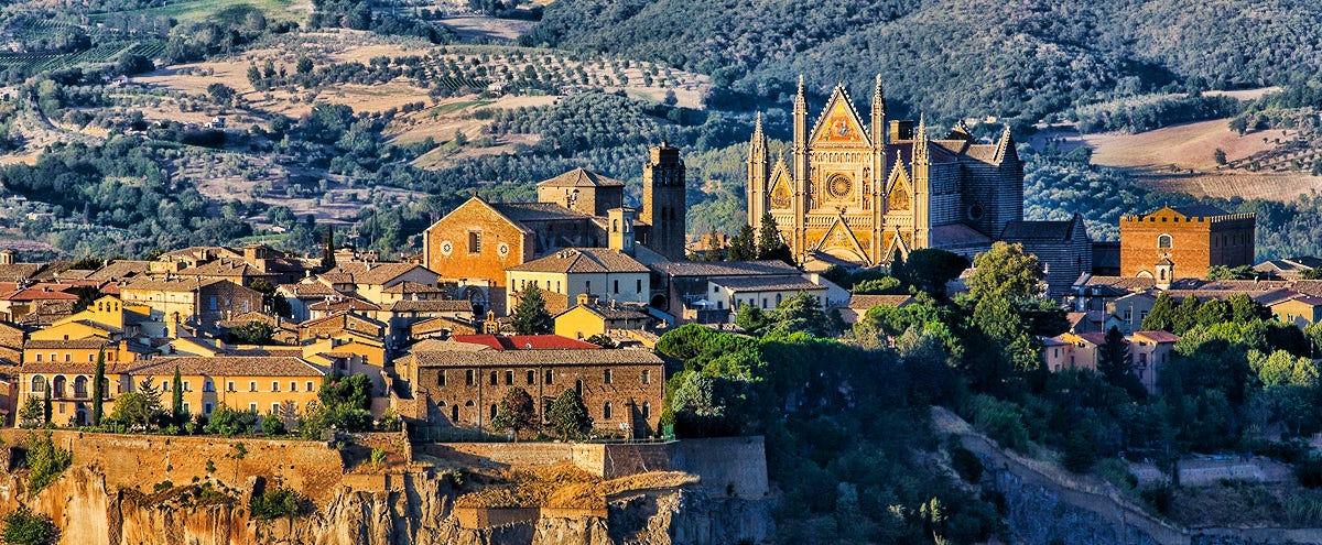 Orvieto and its Cathedral