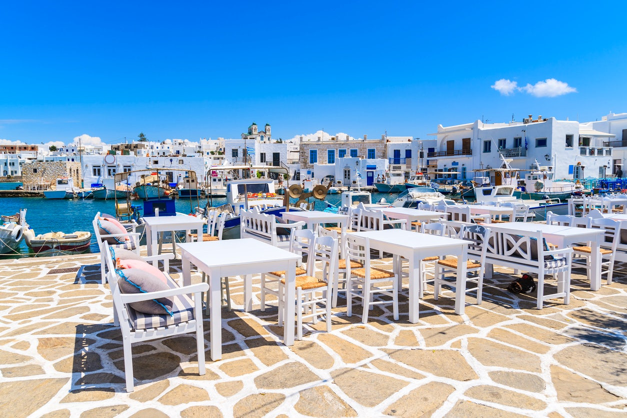 Your 3-day itinerary; Aegean islands (part 1)