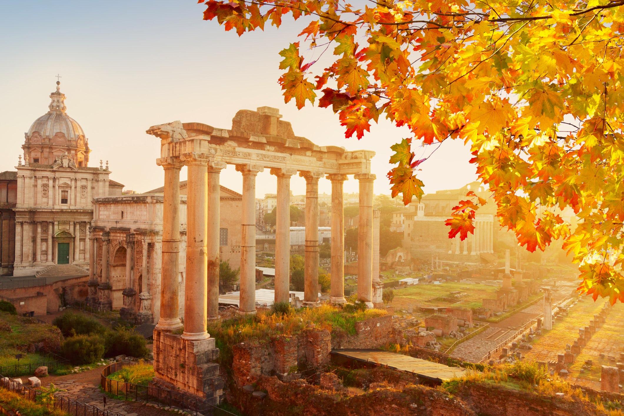 Fall In Rome