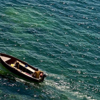 Ohrid: legend of its lake