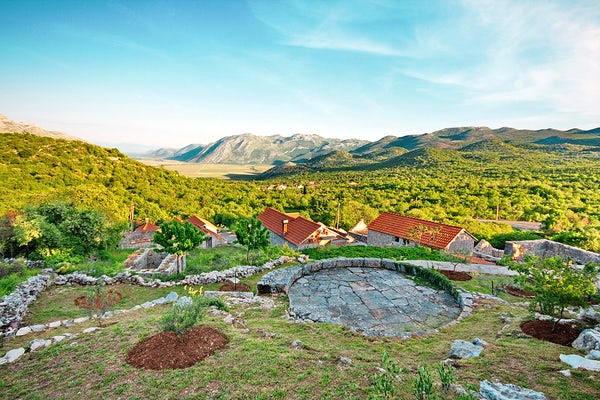 The Provence of Bosnia & Herzegovina: Popovo Polje