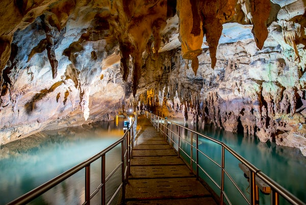 Winter Escapes in Greece- Part 3- Mystically Impressive Caves