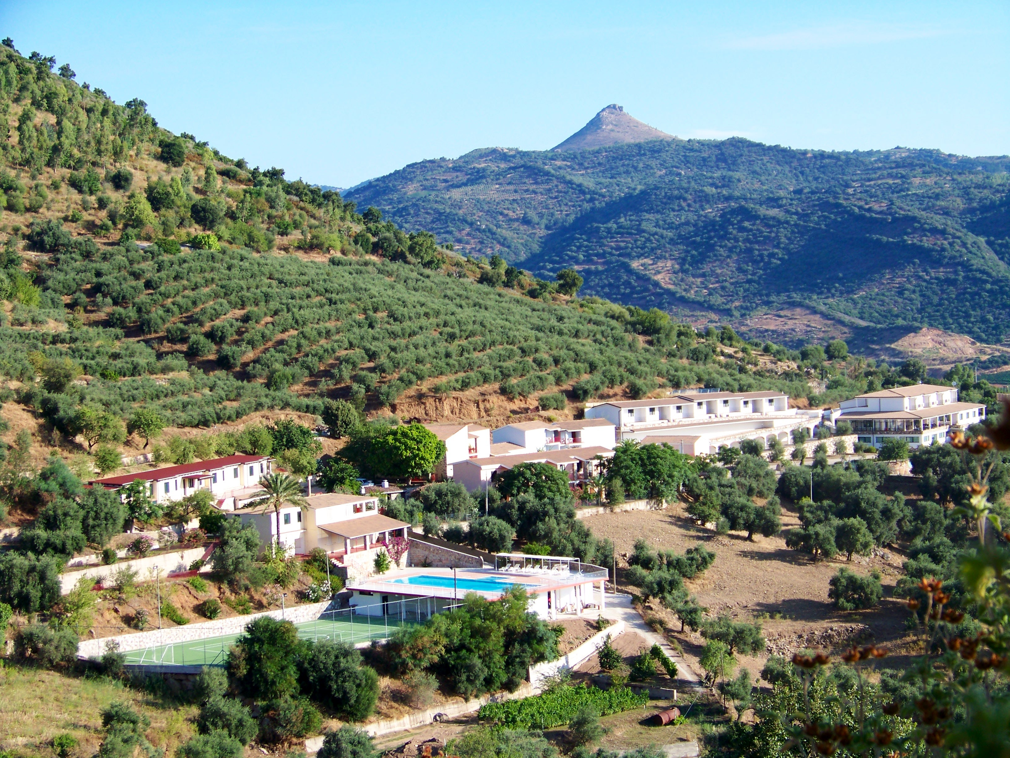 An authentic trip in Sardinia, in Ogliastra province.