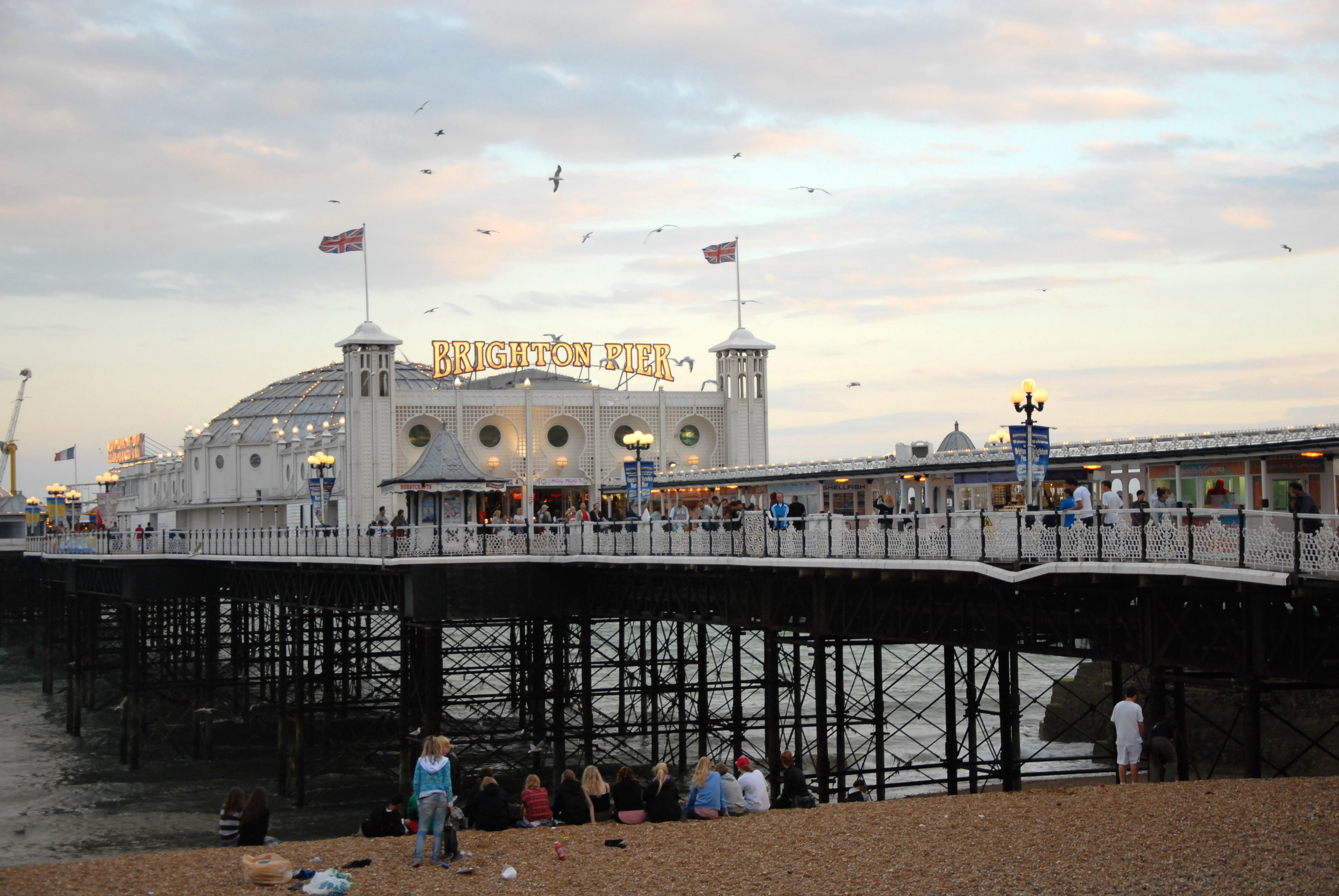 Brighton Is The Hippest City In The UK