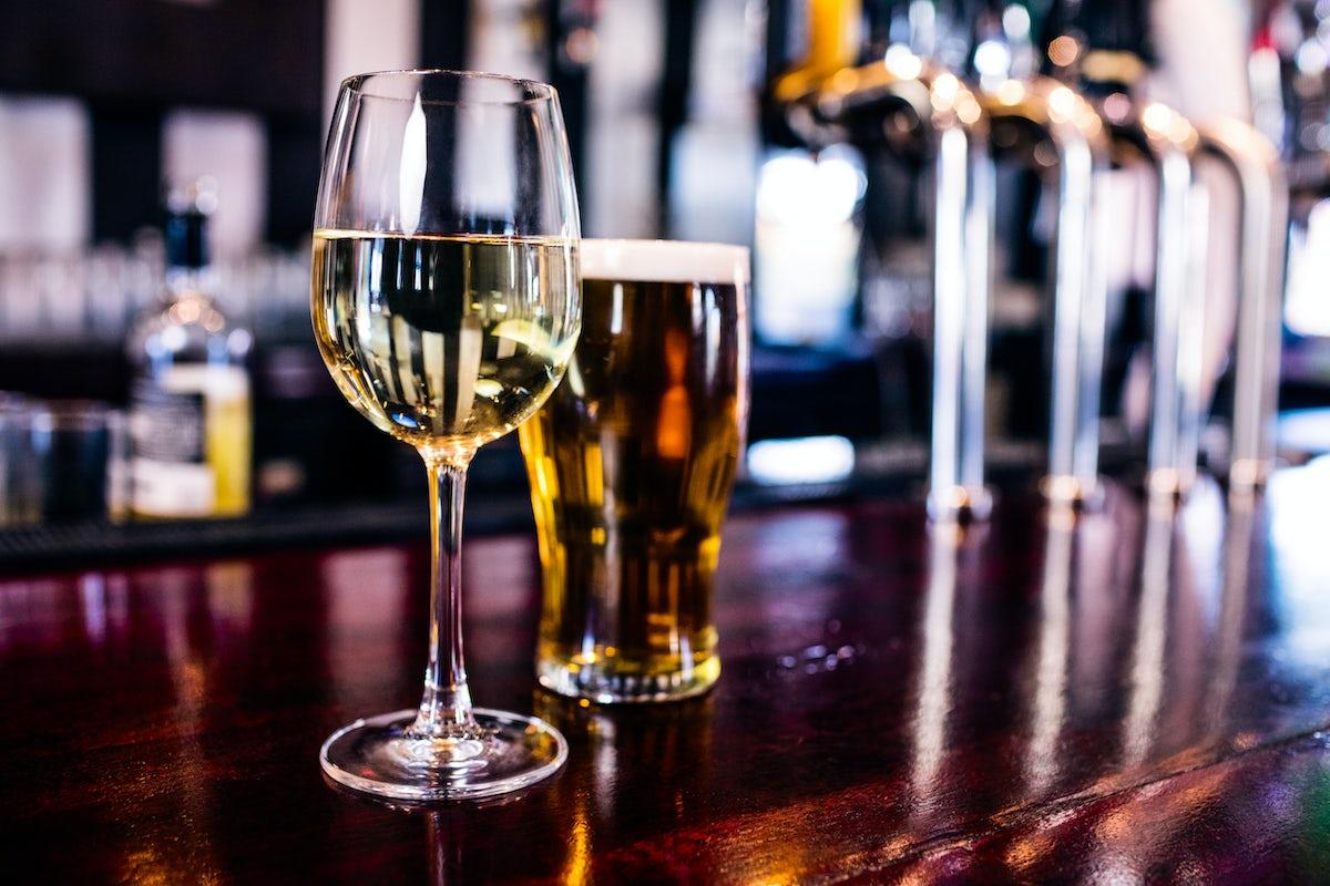 Wine or beer? - A night in Baku