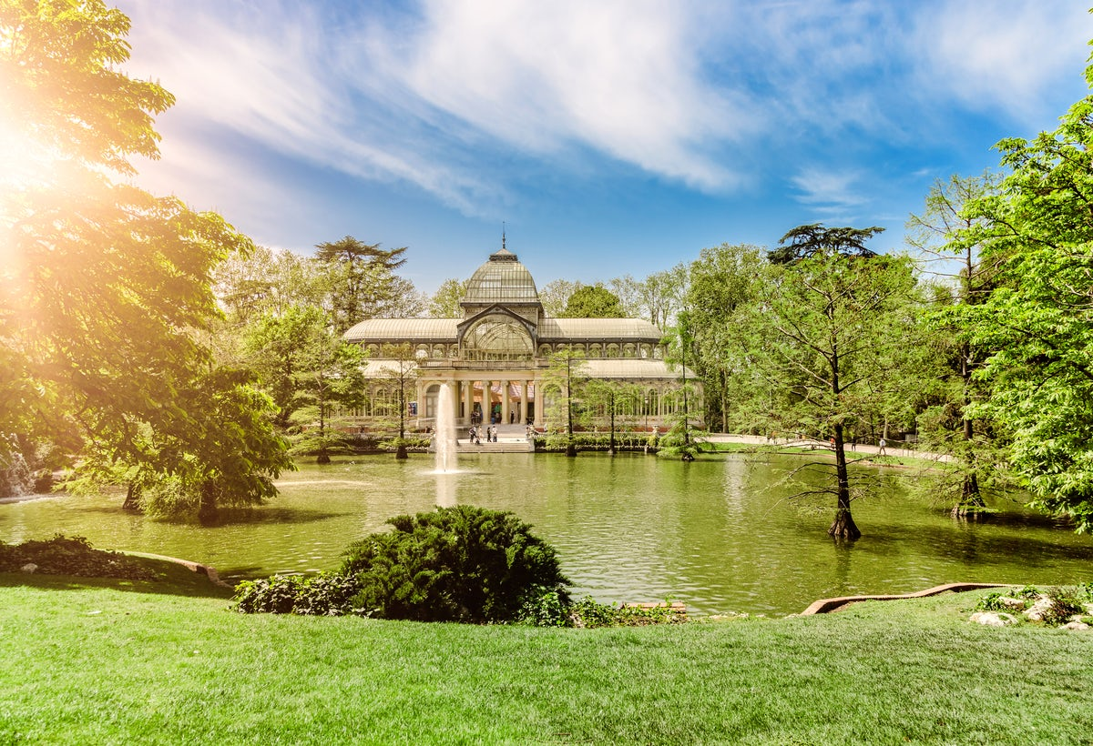 Madrid's parks that shouldn't be missed out!
