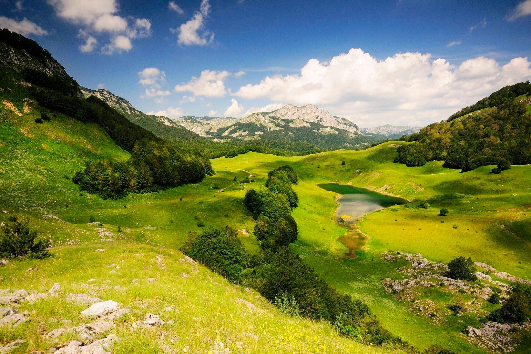Natural treasure of Herzegovina - Sutjeska National Park