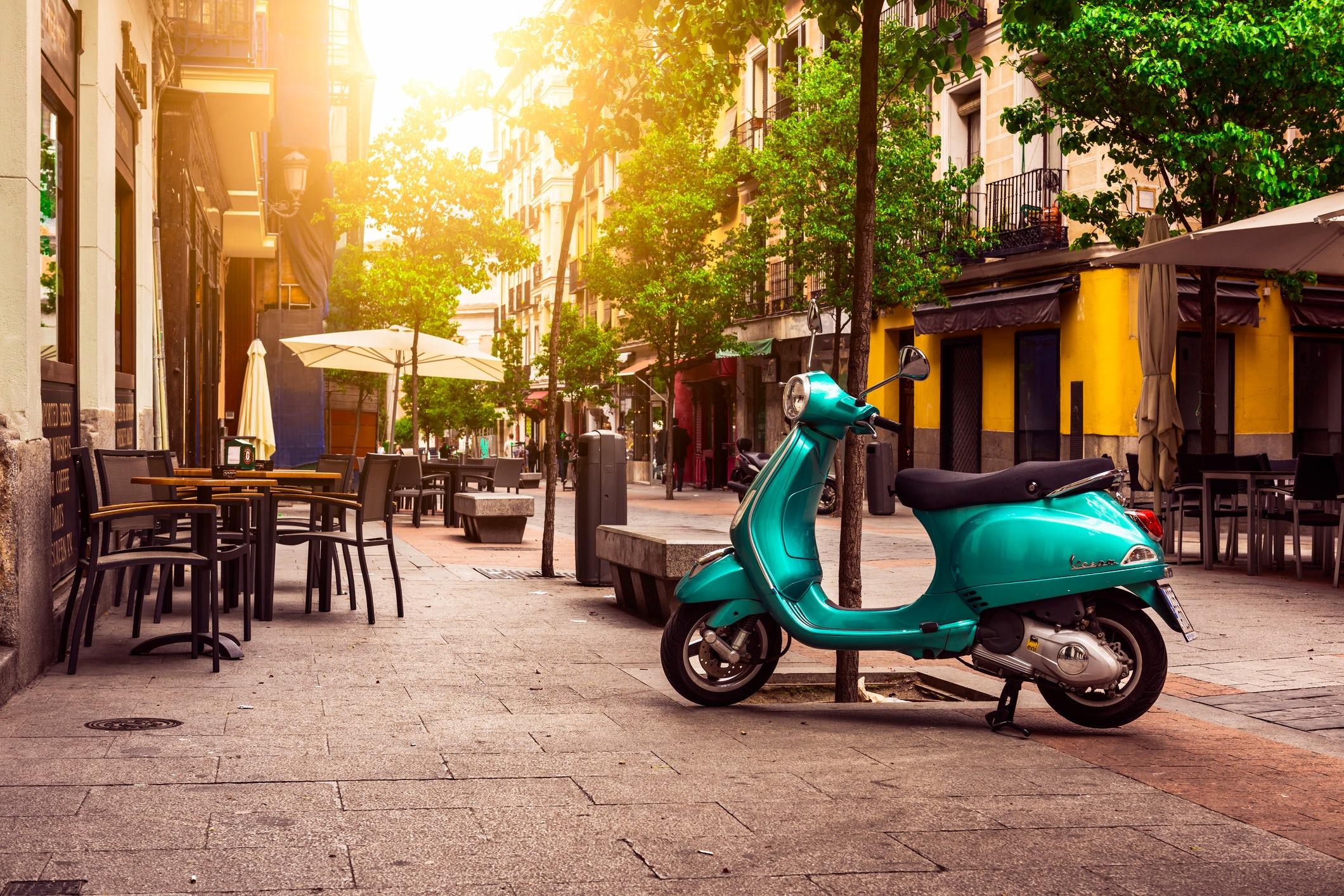 Madrid's barrios (neighborhoods)