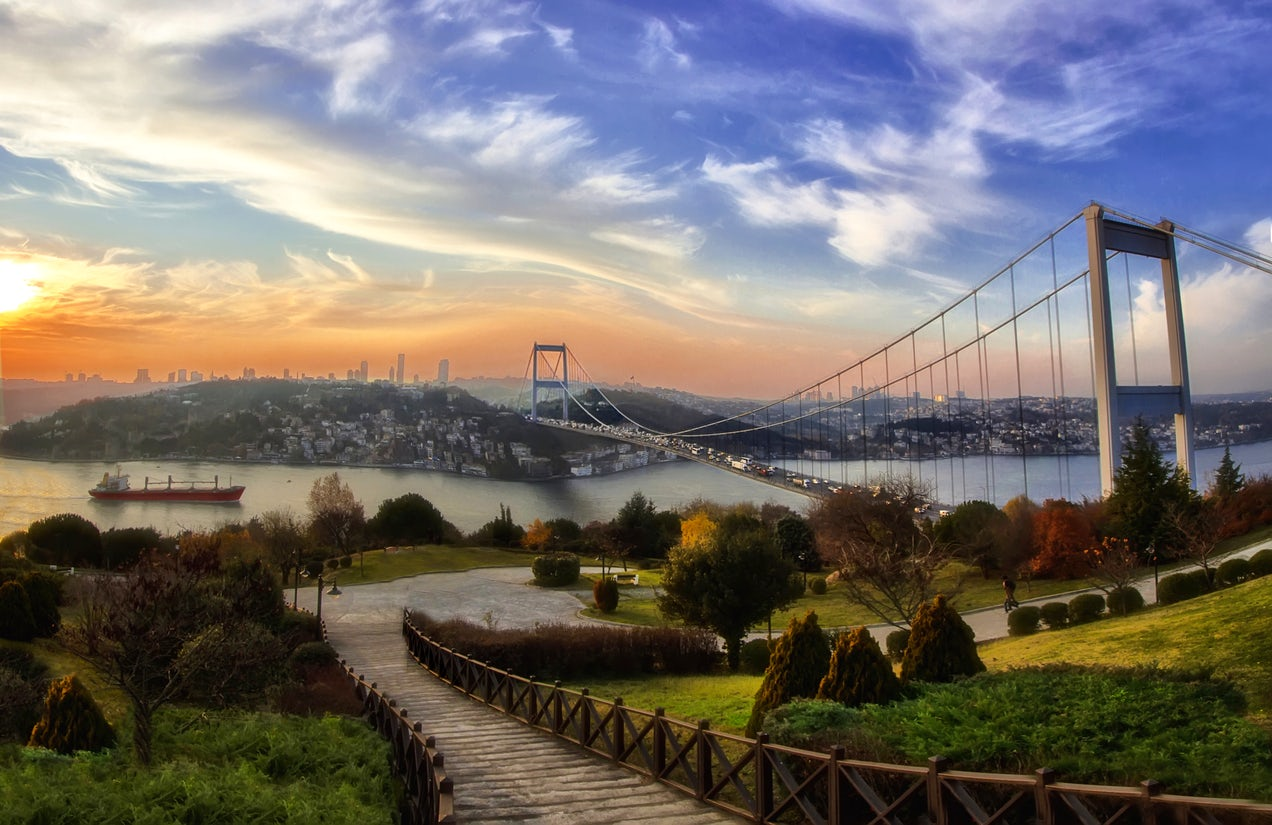 Visiting Istanbul on a Budget