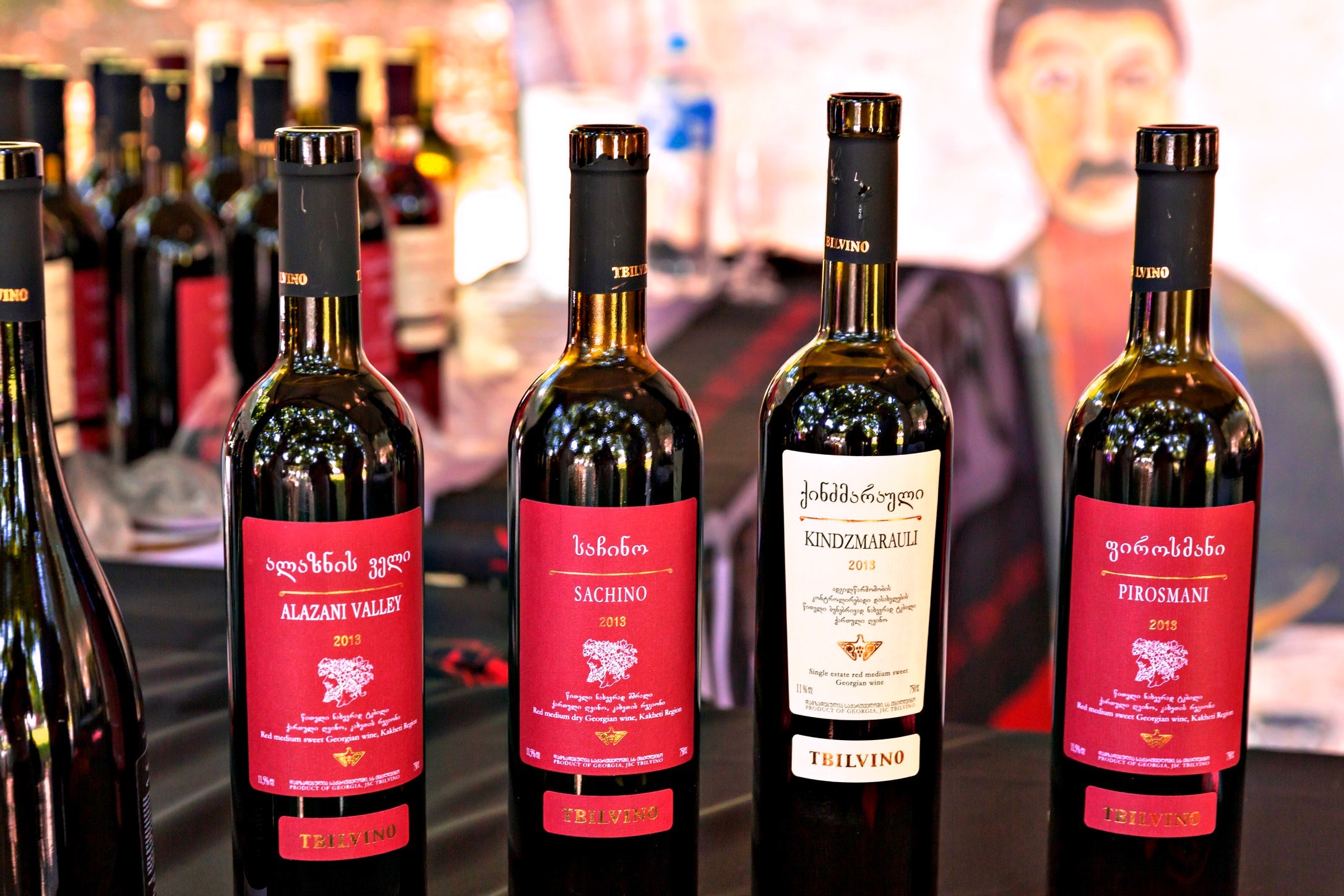 Georgian Wine, more than just a wine