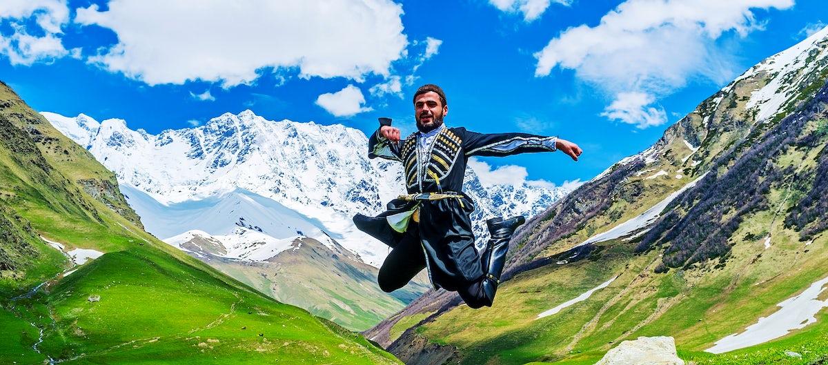 Folk music and dance – Georgian intangible cultural heritage