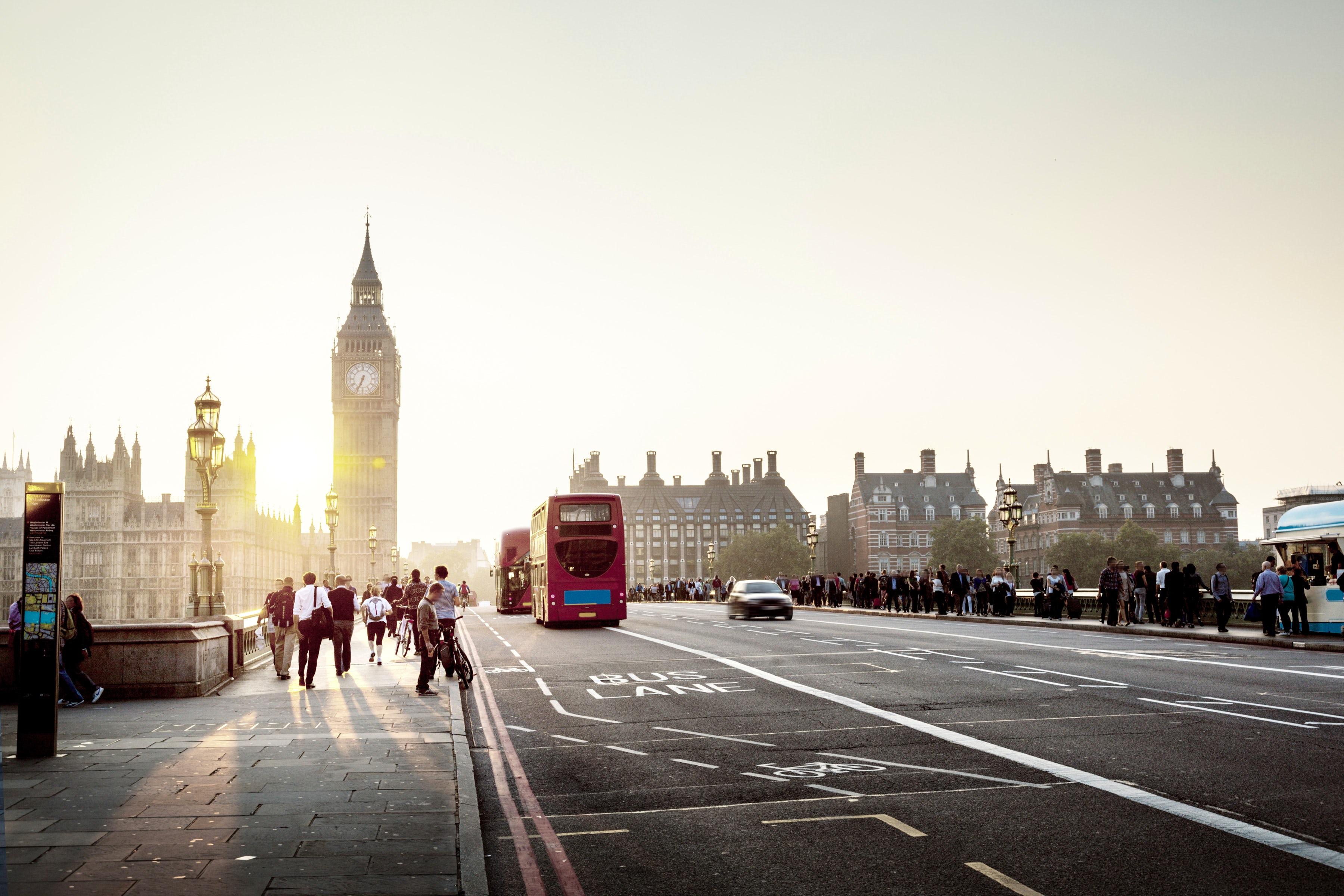 London. Just visit it.