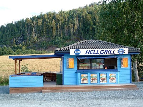Hell - Norwegian village