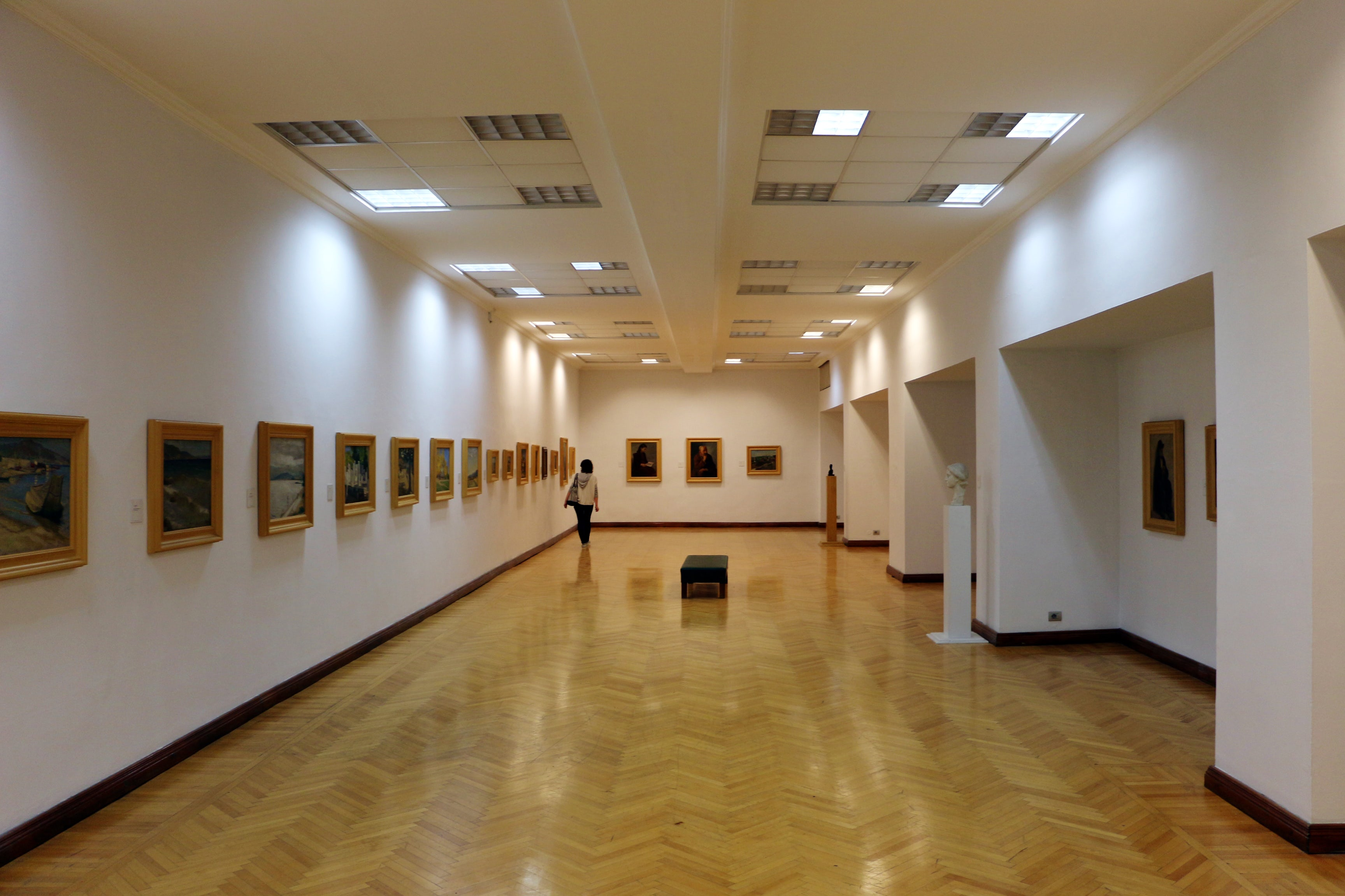 "International Visual Arts Exhibition ""Onufri"" - in Tirana"