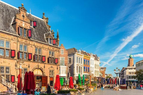 Radboud University Nijmegen; A short guide to the student life.