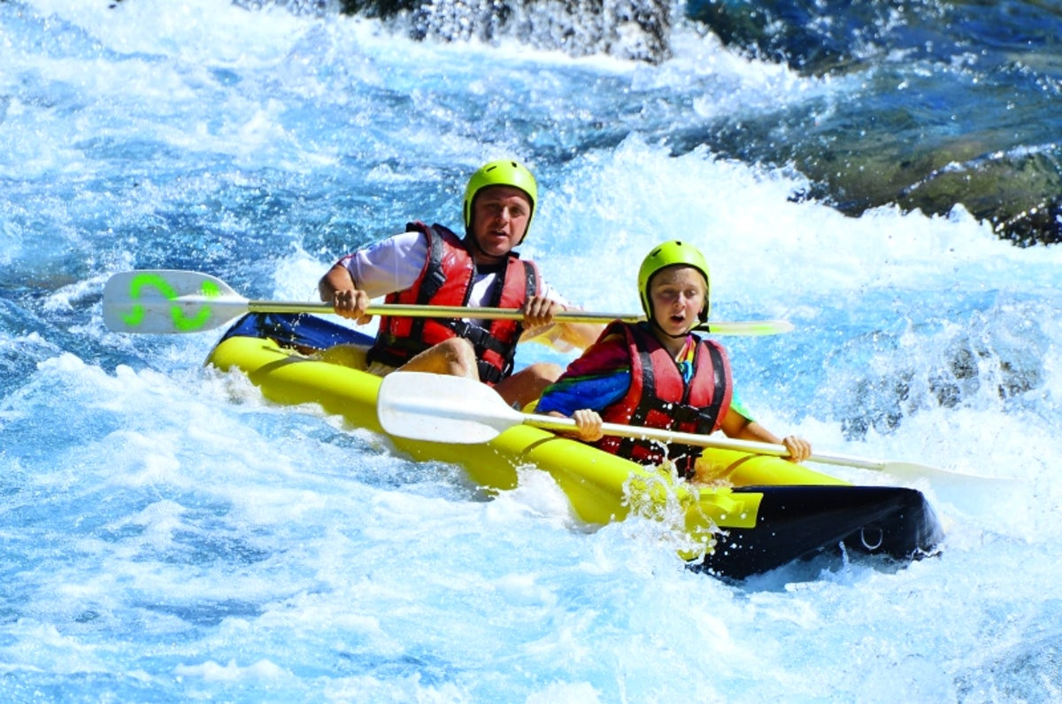 Adventure Sports in Turkey