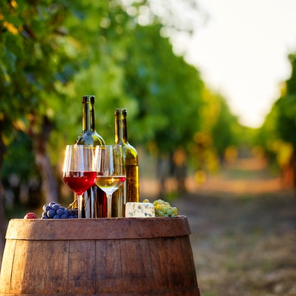Hungary's less known, but superb wineries