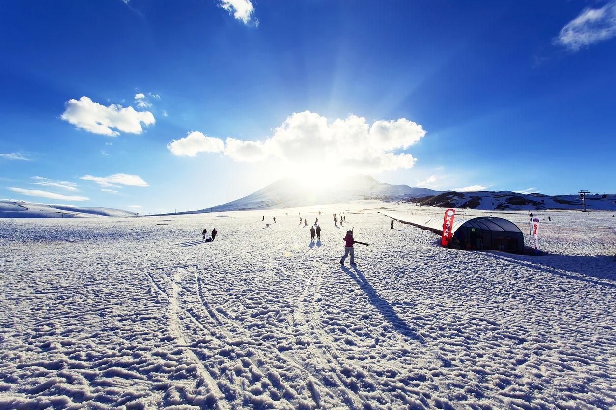 Winter Holiday in Turkey