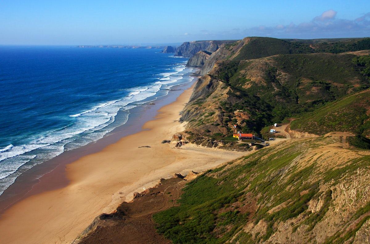 Algarve Beach Encyclopedia! Vila do Bispo pt1