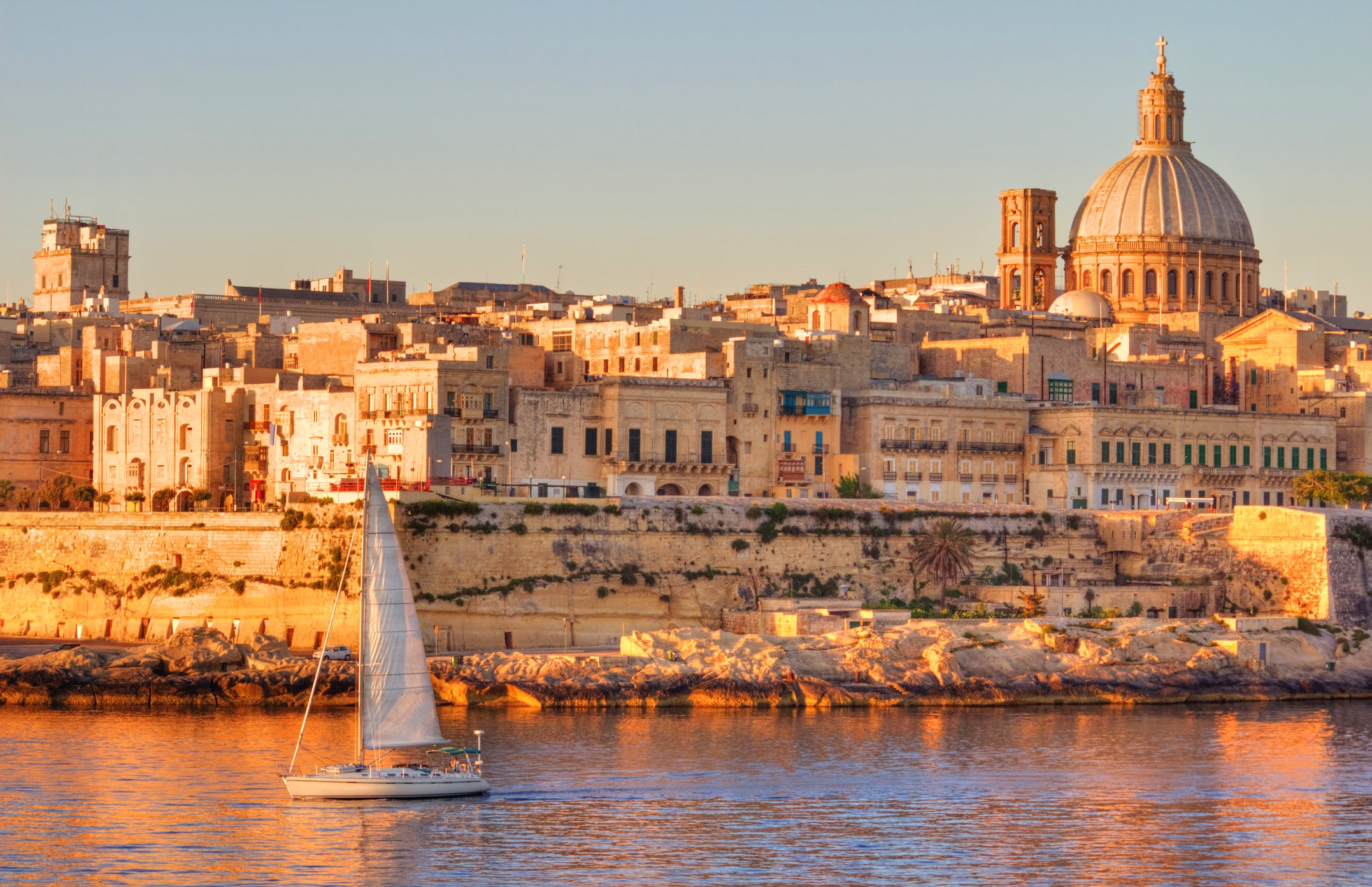 Valletta: An Elegant and Cultured Capital