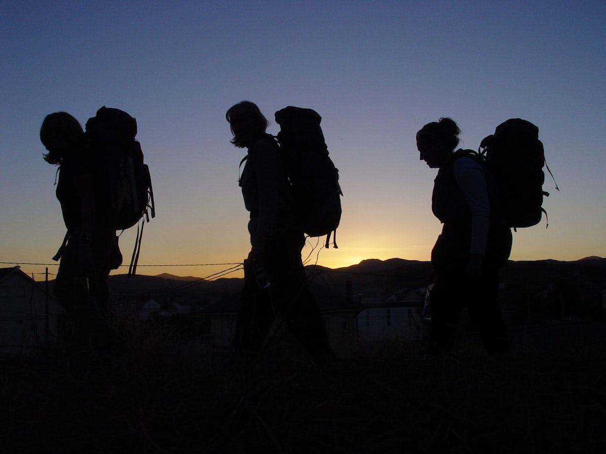 """Camino de Santiago """"The French way"""""""