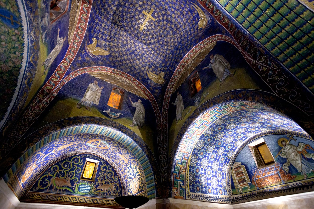 Ravenna And Its Mosaic Masterpieces
