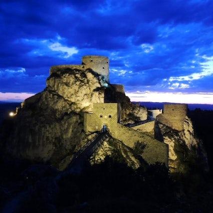Birthplace of the first Bosnian king – Srebrenik Castle