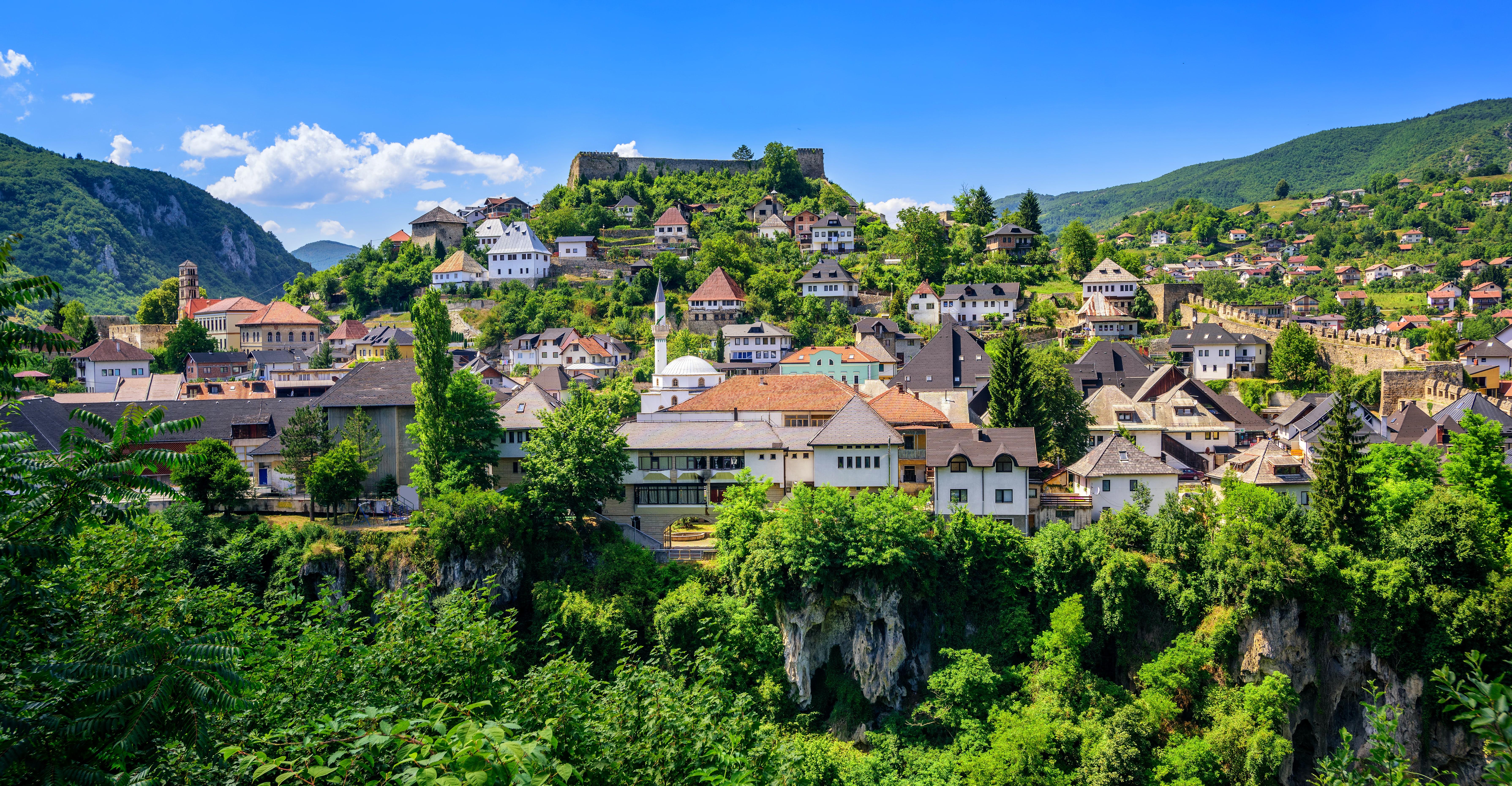 Discover why Jajce is 'Bosnian Venice'