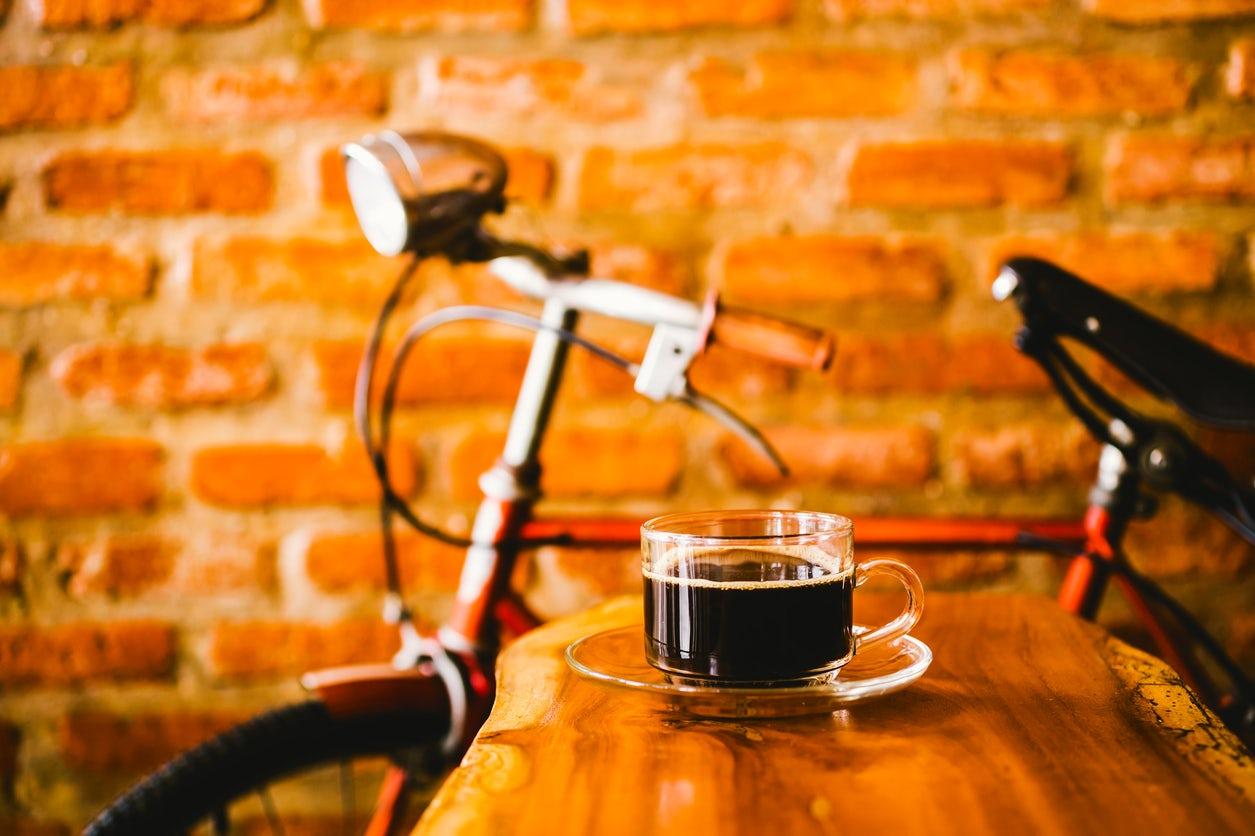 Workplace cafes in Madrid; La bicicleta.